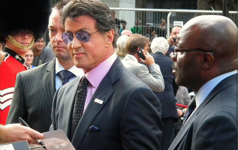 Sly Stallone and the Importance of the Shameless Art of Self-Promotion