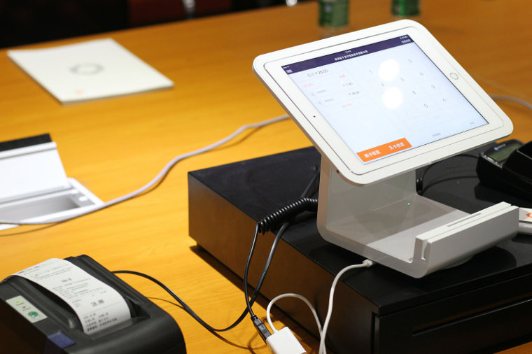 iBoxPay iPad Point of Sale system