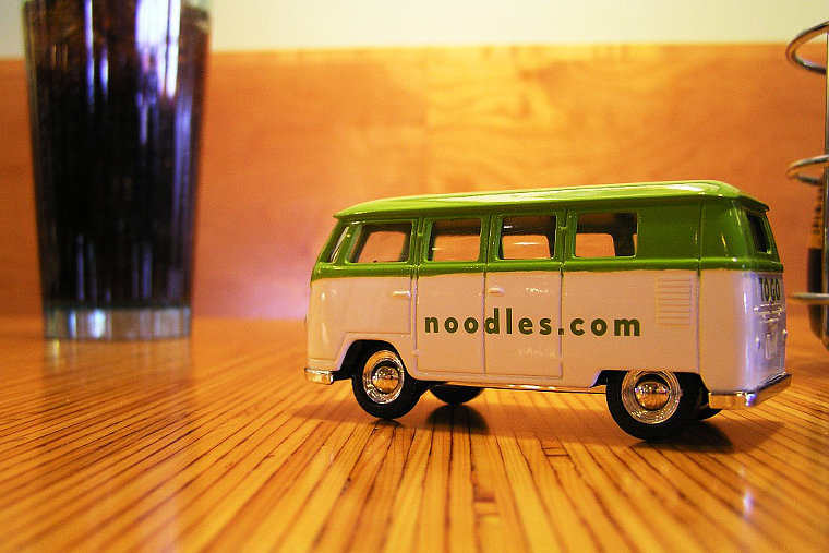 promotional item - Noodles.com