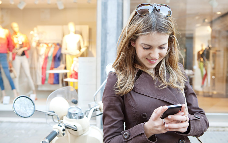 Mobile Shopping: A New Way Millennials Shop (Infographic)