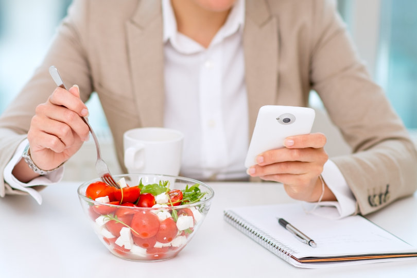 Employee Benefits Of A Corporate Cafeteria