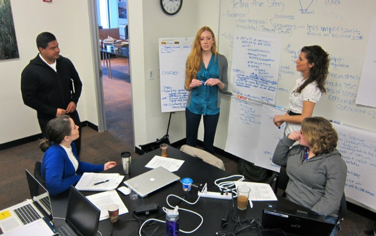 Group Brainstorming: Tips for More Productive Marketing Meetings