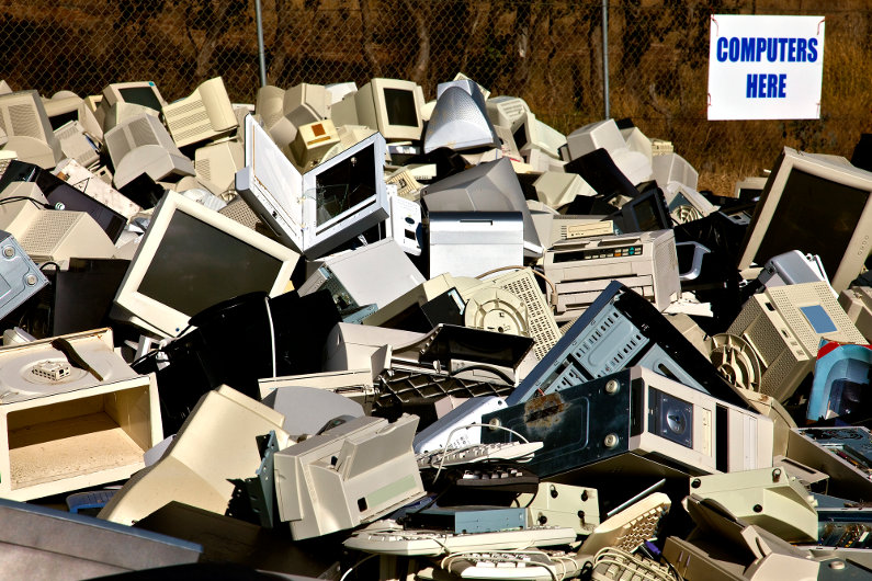 WEEE Waste and your Businesses Duty Of Care