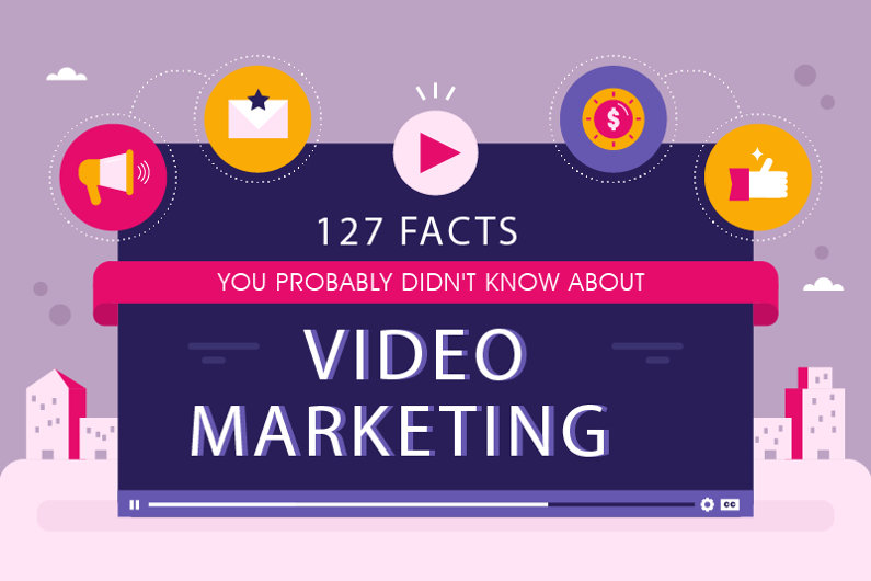 127 Tips to Make Your Marketing Video a Success (Infographic)
