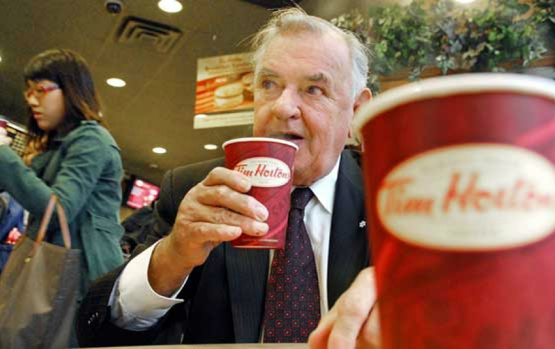 Tim Hortons Ruffling a Few Feathers Over Minimum Wage Increases