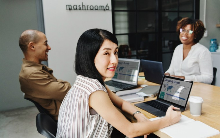 embracing new technology boosts morale in the office
