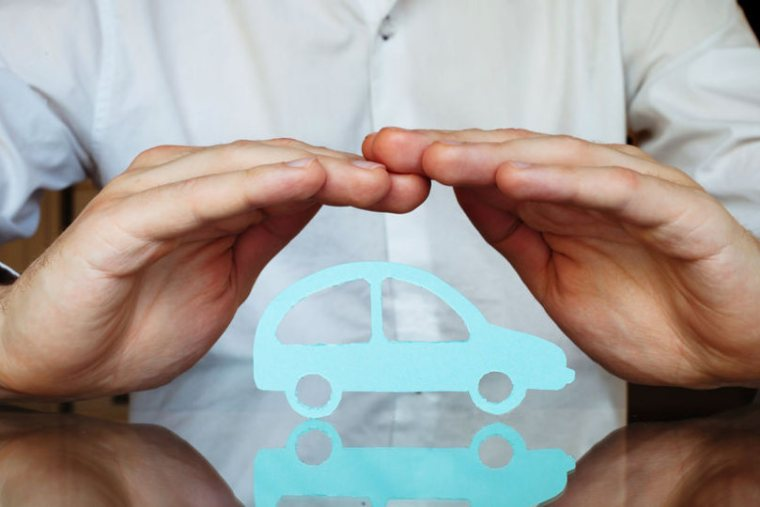 Car insurance for proving ownership