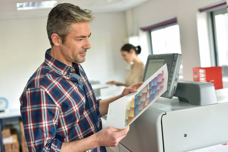 The Right Method for Your Needs: What Are the 5 Different Types of Printing?