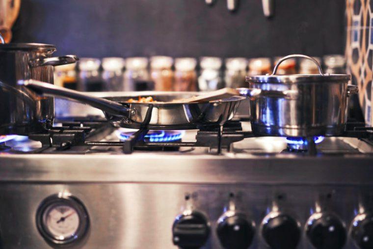 Quality restaurant cookware