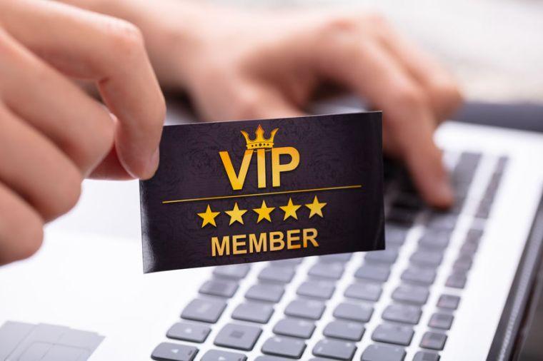 Loyalty program for long term customers