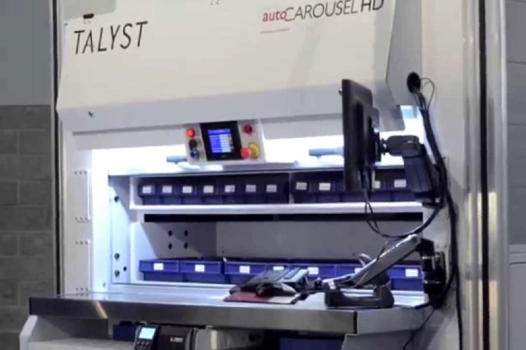 Automated medication storage