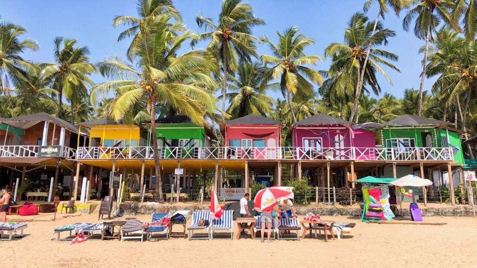 Goa the best honeymoon destination in India