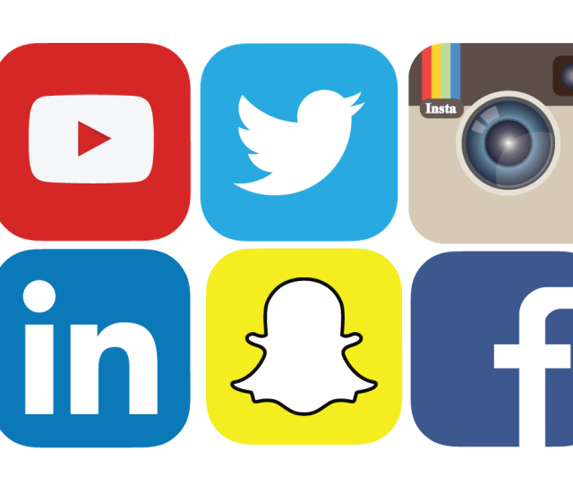 Four Social Media Sites You Should Be Marketing On