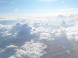Internet Marketer Dreaming Clouds