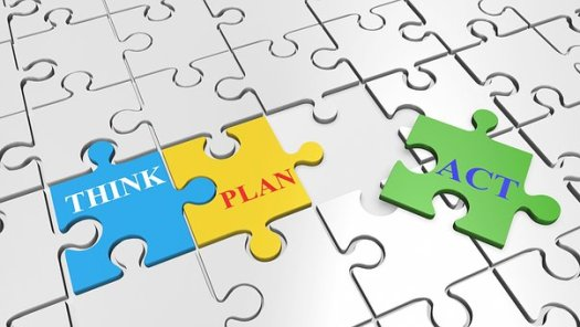 Think Plan Act Achievable Goals