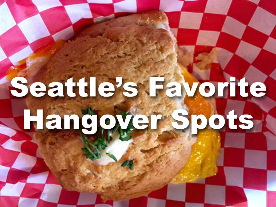 Here's for the morning after all that craft brew. Click through to see what Yelp's found Seattle's favorite hangover joints to be... Photo: N