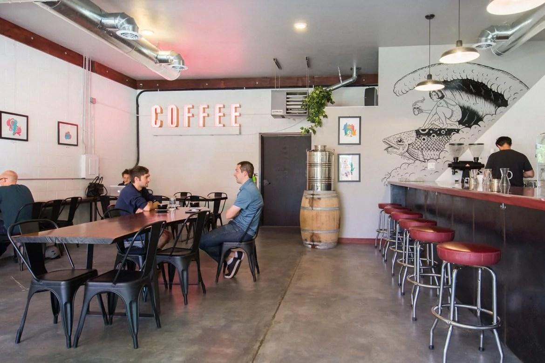 boise idaho coffee guide