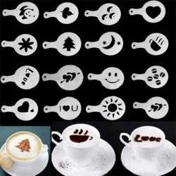 Coffee Stencils