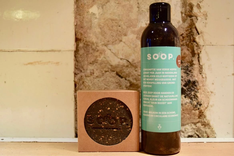 soop coffee soap
