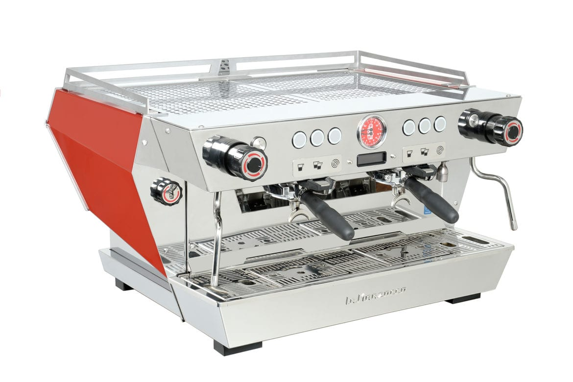 The La Marzocco KB90: Better Living Through Ergonomics