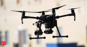 Coronavirus: IIT Guwahati students develop drone to sanitise large areas – Economic Times