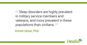 VA, DoD release guidelines for insomnia, obstructive sleep apnea