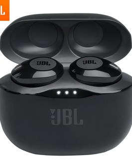 JBL T120TWS True Wireless Bluetooth Earphones TUNE 120 TWS Stereo Earbuds