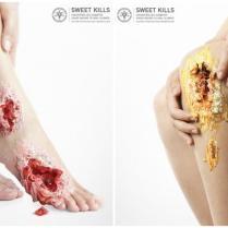 Slatkiši ubijaju - podizanje svesti o dijabetesu
