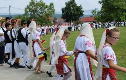 Sărbătoare la Padeș