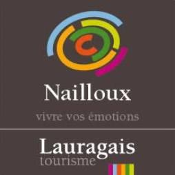 "Logo Oficiul de Turism ""Terres du Lauragais"""