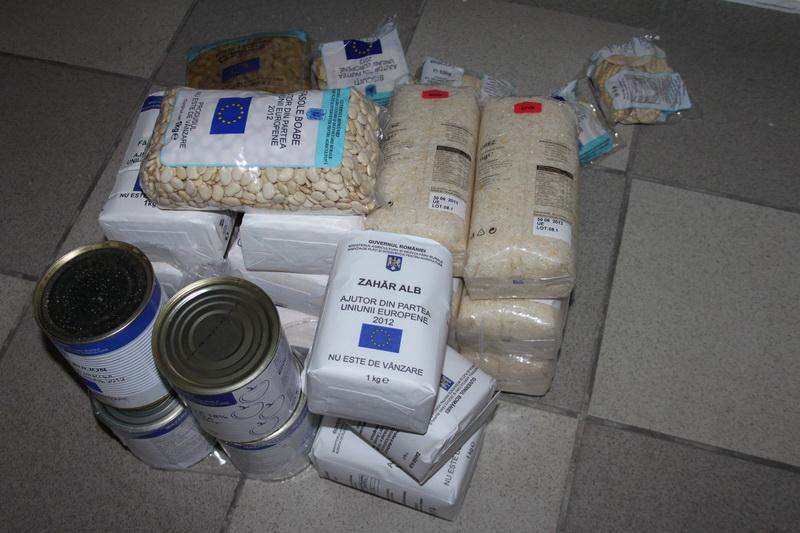 Anul acesta, târgu-jienii vor primi cu întârziere ajutoarele alimentare de la Uniunea Europeană
