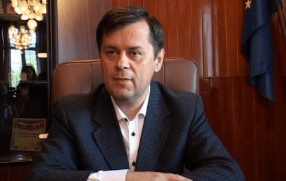 Primarul Marcel Romanescu, audiat la DNA. O firma i-a facut plangere penala