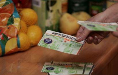 Se împart tichetele sociale pentru persoanele nevoiașe din Târgu Jiu