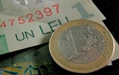 Crește euro