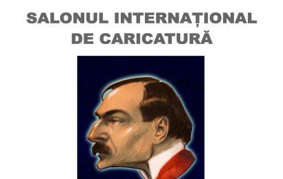 Salon internațional de caricatură la Târgu – Jiu