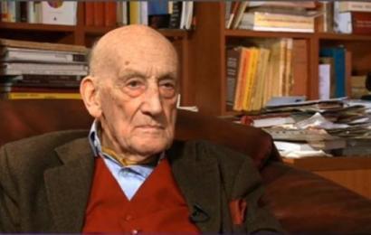 Istoricul Neagu Djuvara a murit la 101 ani