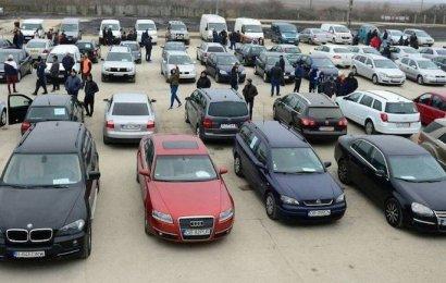 Statistică: Am înmatriculat de patru ori mai multe mașini second hand decât în 2017