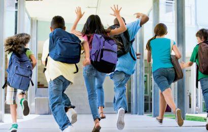 Elevii și preșcolarii, în vacanță intersemestrială