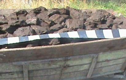 Prinși cu cărbune furat din carieră
