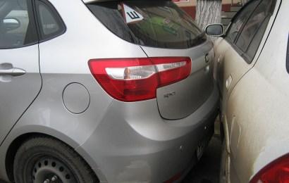 Nou document pentru șoferii care lovesc mașinile și au nevoie de reparații
