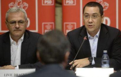 """Victor Ponta trimite noi """"săgeți"""" către fostul său coleg Liviu Dragnea"""
