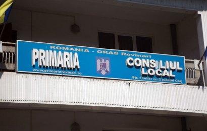 Ce salarii se câștigă la Primăria Rovinari