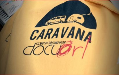 Caravana Docuart la Târgu Jiu