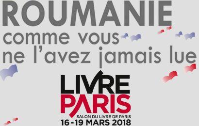 România la târgul de carte de la Paris