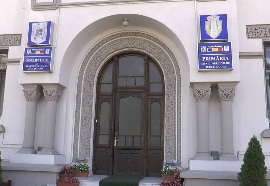 Consiliul Județean Gorj în era digitalizării. Utilitatea unui site în administrația modernă.