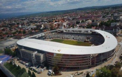 CNI trimite încă două milioane de euro pentru stadionul de la Târgu Jiu