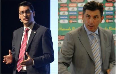 Răzvan Burleanu a câştigat un nou mandat la Federaţia Română de Fotbal