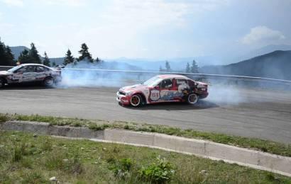 Campionat de Drifturi pe Transalpina. Restricții spre Rânca!