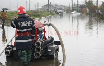 Furtunile au făcut prăpăd în Gorj, autoritățile ridică din umeri