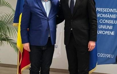 Întâlnirile pe care le va avea ministrul Sportului la Târgu Jiu